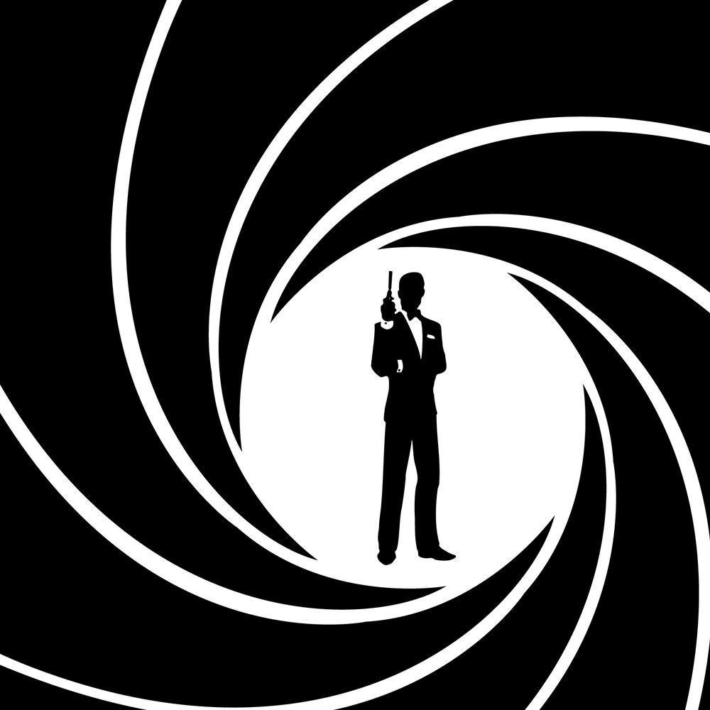 James Bond i sikte