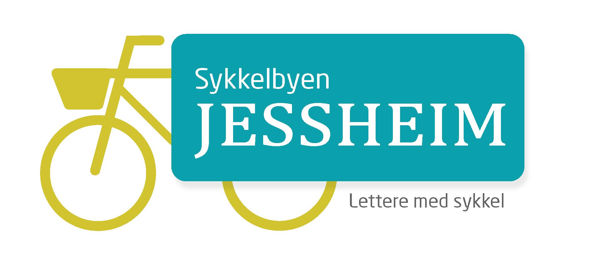 Sykkelbyen Jessheim logo